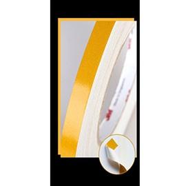 Design By Yourself Eye-catching Yellow Waterproof Luminous Car Sticker