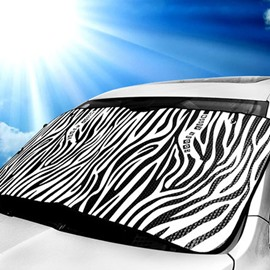 Double Layer Sun Block And Good Reflective Effect Car Sun Shades