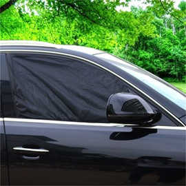 Adjustable Car Interior Window Curtain