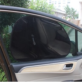 2 Pack Car Sun Shade for Side Window