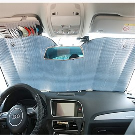 Foldable Car Windshield Sun Shade for for UV Ray