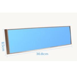 Super Wide Angle Rear View Curve Mirror
