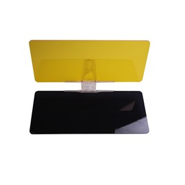 Day/Night Windshield Sun Blocker Car Visor Mirror