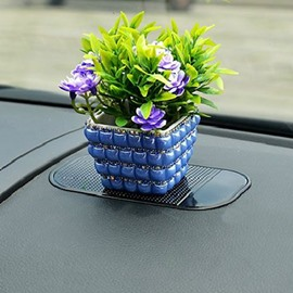 New Style Beautifu Manmade Jasmine Creative Car Decor