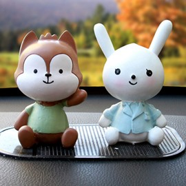 Most Popular Cute Cartoon Decoration Car Creative Decor