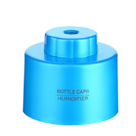 Mini Portable Bottle Cap Air Humidifier with USB Cable