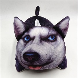 Creative Car Plush Dogs Tissue Boxes