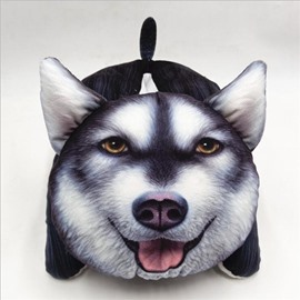 Vivid Creative Car Plush Dogs Tissue Boxes