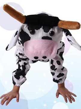 Hot Selling Fancy Lovely Cow Design Costume