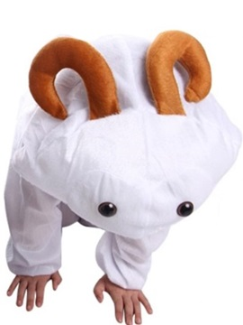 Hot Selling Fancy Cute Goat Style Costume