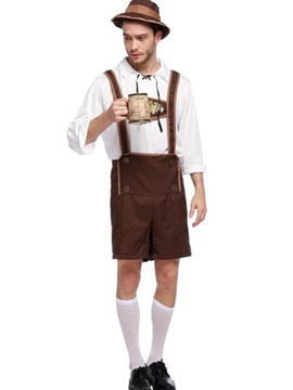Classic Cowboy And Beer Boy Style Design Cosplay Costumes