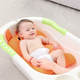 Pig Shaped Multiple Colour Baby Bath Mat