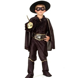 Cosplay and Fancy Ball Chivalry Style Kids Costume