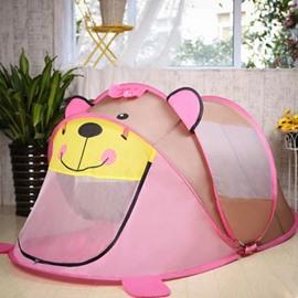 Lovely Cartoon Design Kids Indoor or Outdoor Camping Tent