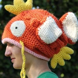 Adorable Soft Knit Colorful Bird Design Kids Hat