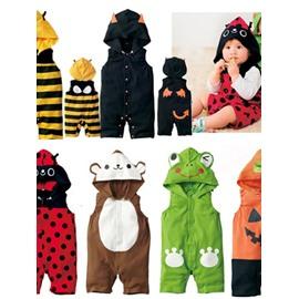 Baby Festival Adorable Demon Ladybug Cotton Costume