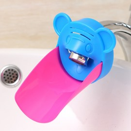 Animal Shape Classic Style TPE Faucet Extender
