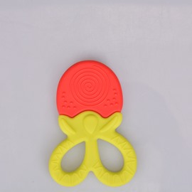 Silicone Lollipop Shaped Soothing Baby Teething Toy