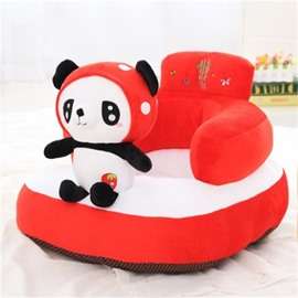 Funny Cartoon Animals Pattern Plush Kids Sofa /Cushion