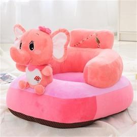Cartoon Funny Animals Pattern Plush Kids Sofa /Cushion