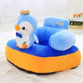 Cute Animals Pattern Plush Kids Sofa /Cushion