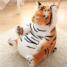 Vivid Tiger/Leopard Shape Plush Kids Sofa /Cushion