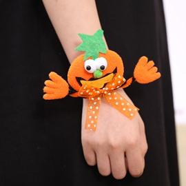3 Pattern Special Halloween Decor Kids Cartoon Bracelet