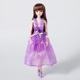 Dressing Up DIY Glitter Girls Lacy Doll 12in Fashion Doll