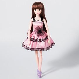 Cute Lacy 12in Doll Glitter Girls Dressing Up DIY Fashion Doll