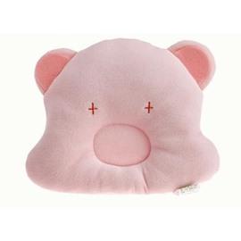 Adorable Comfortable Pink Bear Design Baby Pillow