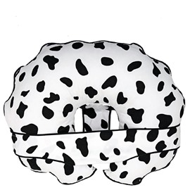 Cute U Shaped Cows Pattern Nursing Breastfeeding Pillow