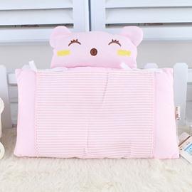 Smiling Bear Design Ultra Soft Baby Pillow