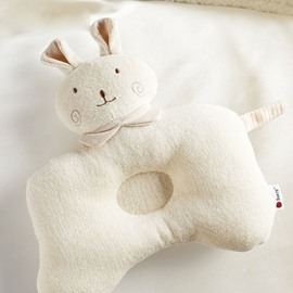 Rabbit Design Prevent Baby Flat Head Pillow