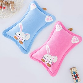 Classic Design Super Cute Rabbit Print Newborn Pillow