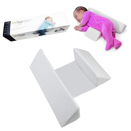 Infant Sleep Side Positioner Support Wedge for Baby Newborn Adjustable Pillow
