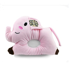 Elephant Shape Baby Anti-flat Head Memory Foam Shaping Head Pillow