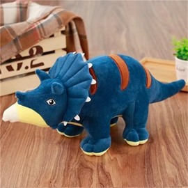 Short Feet Dinosaur Shape Funny Soft Plush Toy Throw Pillow