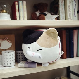 Creative Cute Cat Soft and Breathable Plush Baby Toy
