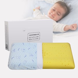 Neck Support for Infant Preventing Flat Head Syndrome Newborn Head Shaping Pillow