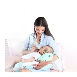 Multi-function Breastfeeding U-shape Pillow Healthy Cotton Pillow For Baby