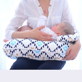 Multi-function Baby Feeding Comfort-U-shape Pillow Baby Learn-to-sit Cotton Pillow