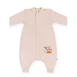 Hot Selling Skincare Organic Cotton Lovely Elephant Baby Sleeping Bag