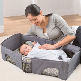 Infant Travel Environmental Breathable Mummy'Gift Baby Bed