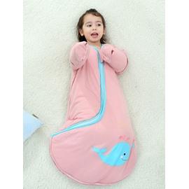 Cartoon Cotton Kick-proof Children Sleeping Bag Unisex Print Sleeping Bags