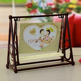 Lovely Big Swing Photo Frame for Baby and Kids