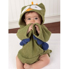 Cartoon Animals Shark High Quality Baby Robe