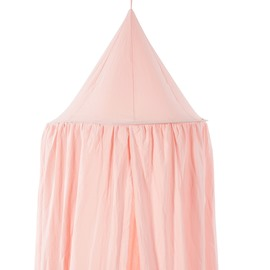 Stunning Signature Cotton Fabric Pink Kids Canopy