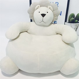 Lion Shape Plush Nordic Style Kids Couch/Sofa