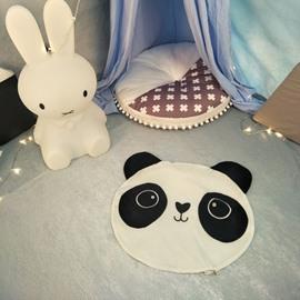 Three Cute Cartoon Shape Cotton Soft Baby Play Floor Mat/Crawling Pad
