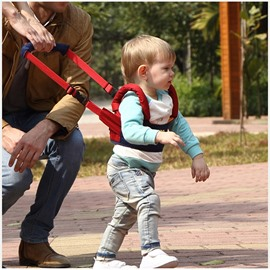 2 Usage Polyester Material Breathable Walking Safety Adjustable Walking Wing